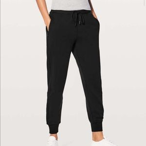 Lululemon Cool and Collected Joggers